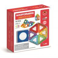Magformers Basic Plus - 14 Pc