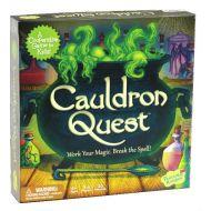 Peaceable Kingdom - Board Game - Cauldron Quest