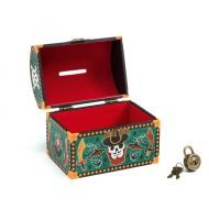 Pirates Money Box