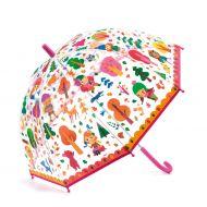 Forest PVC Child Umbrella