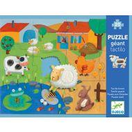 Tactile Farm 20pc Giant Puzzle