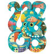 Octopus 350pc Art Puzzle