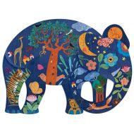 Elephant 150pc Art Puzzle