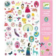 Djeco 1000 Girl Stickers