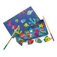 Djeco Coloured Fishing Game
