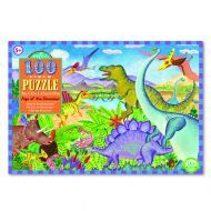 100 Pc Puzzle - Age of the Dinosaur