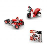 The Inventor 3D construction models - 4in1 Bikes TN