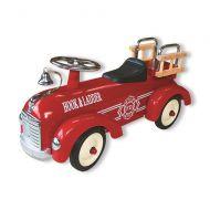 Johnco - Metal Speedster - Fire Engine