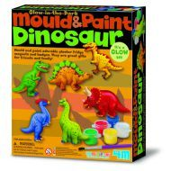4M - Mould and Paint - Dinosaur