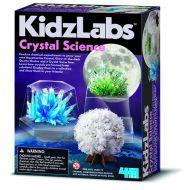 4M - Kidzlab Crystal Science