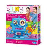 4M - STEAM Powered Kids - Intruder Alarm Robot