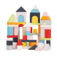 Petilou 60 piece Building Blocks Set & Bag