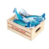 Le Toy Van Fresh Fish in Crate