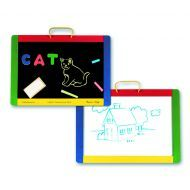 Melissa and Doug Magnetic ChalkDry-Erase Board