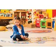 Melissa & Doug - Children Around the World Floor Puzzle 48pce