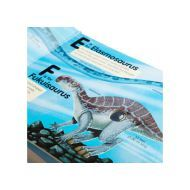 Melissa and Doug Poke-A-Dot - Dinosaurs A to Z Book