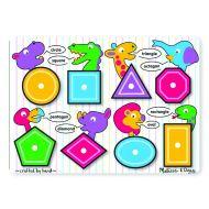Peg Puzzle - Shapes
