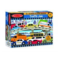 Melissa & Doug - Traffic Jam Floor Puzzle - 24pc