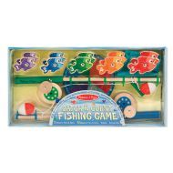 Melissa and Doug - Catch and count fishing game - beautiful package