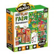 Montessori Baby Play Farm