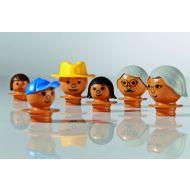 Mobilo Family figures - Brown