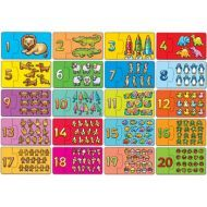 Orchard Jigsaw - Match and Count 20 pieces
