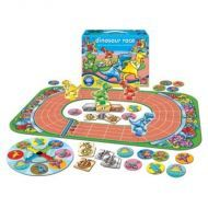 Orchard Game - Dinosaur Race Game