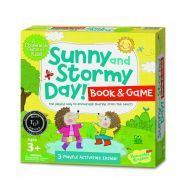 Peaceable Kingdom Game - Sunny Stormy Day