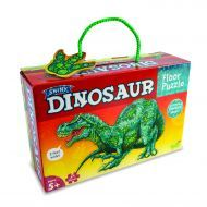 Peaceable Kingdom Floor Puzzle - Shiny Dinosaur