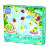 Peaceable Kingdom 70+ pc Scratch & Sniff Puzzle - Fruity Pool Party