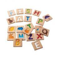 PlanToys - Alphabet A-Z