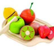 PlanToys - Assorted Fruit Set