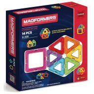 Magformers - Intelligent magnetic construction set for brain development - 14 pcs set