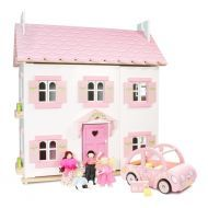 Dolls & car purchased separately