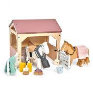 Tender Leaf Toys Horse Stables