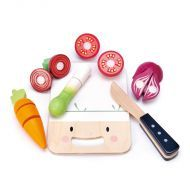 Mini Chef Chopping Board with Vegetables