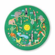 Yogi FUN Sun Salutation Puzzle 49 pcs Yoga