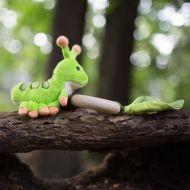 Crawling Critter Teething Toy - Caterpillar