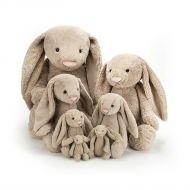 Jellycat Bashful Bunnies - Beige