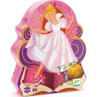 Djeco Cinderella Silhouette Puzzle (36 pieces)