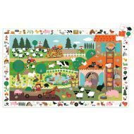Djeco Observation Puzzle The Farm (35 Pieces)