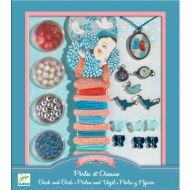 Pearls Birds Beads Threading Sets