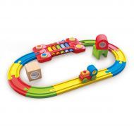 Hape Sensory Railway 14 Pieces