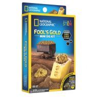 Mini Dig Fools Gold National Geographic