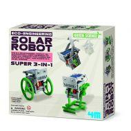 4M - 3 in 1 Mini Solar Robot