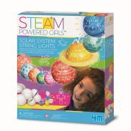 4M - STEAM Powered Girls - Solar System Toys String Lights