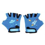 Globber Gloves - Rocket Blue