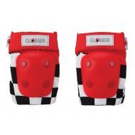 Globber Toddler Knee, Elbow & Wrist Protection - Red
