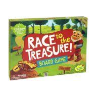 Peaceable Kingdom - Board Game - Race to the Treasure