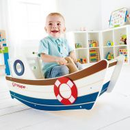 Hape High Seas Wooden Rocking Boat